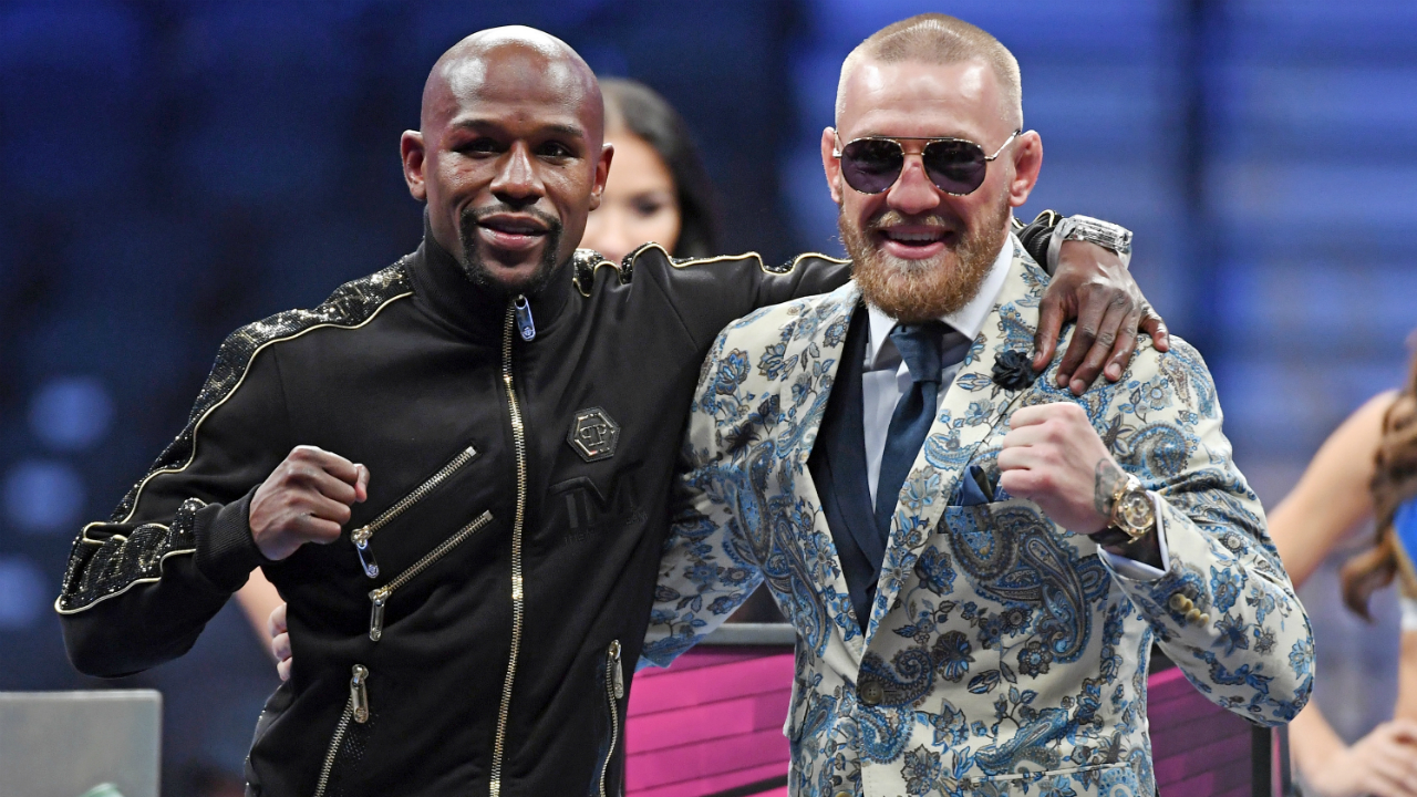 Conor McGregor ends prospect of Floyd Mayweather MMA bout