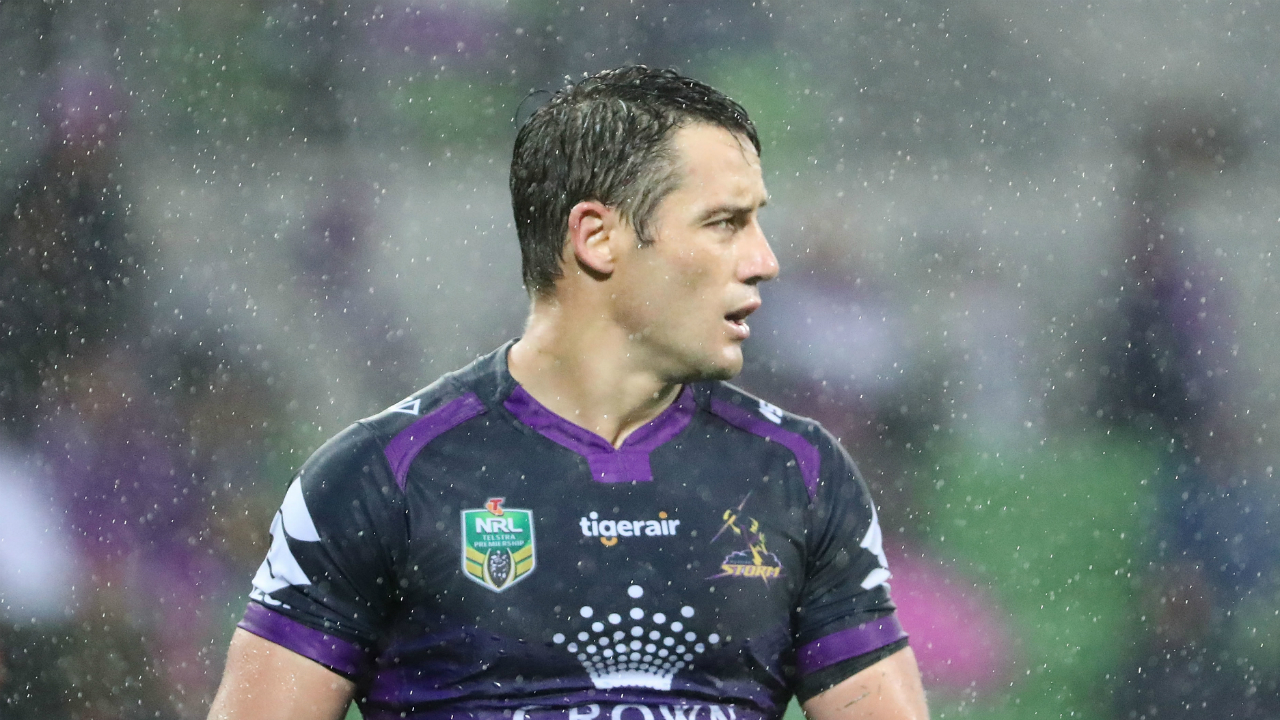 Cooper Cronk rules out rugby union switch