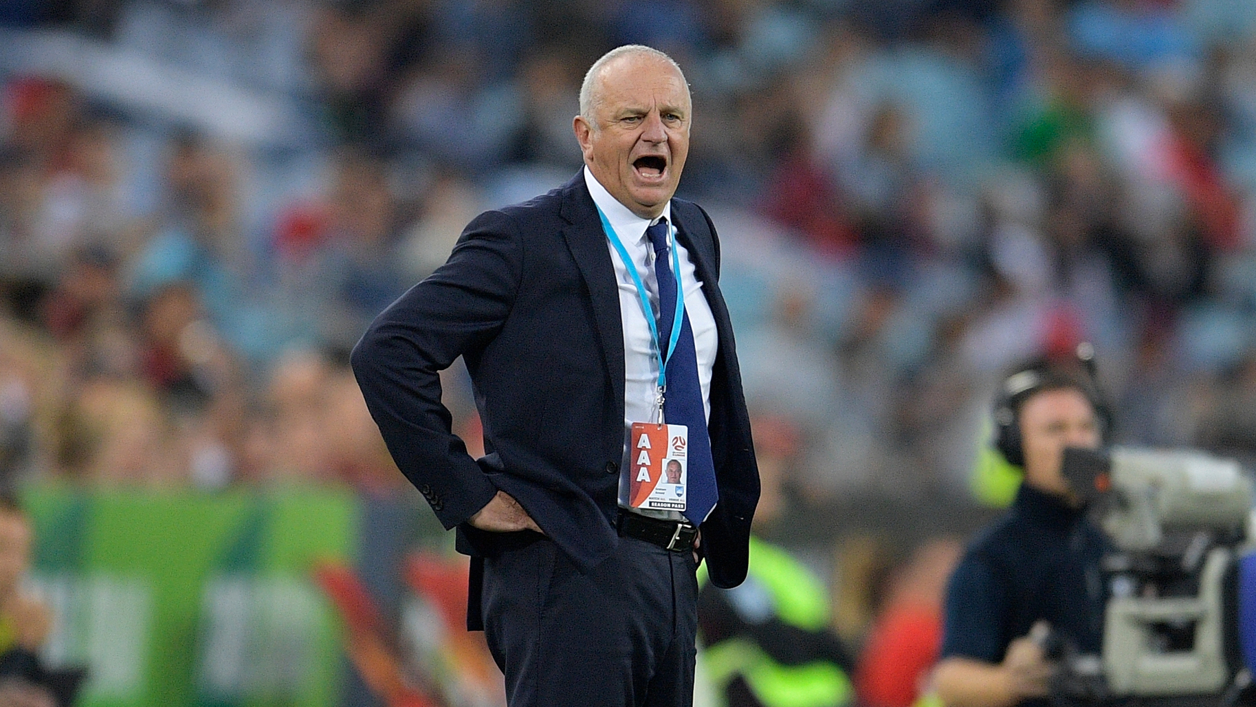 Graham Arnold among FFA candidates to coach Socceroos at World Cup