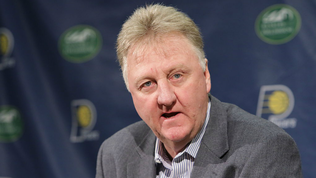Larry Bird resigns as Pacers president, Kevin Pritchard to take over