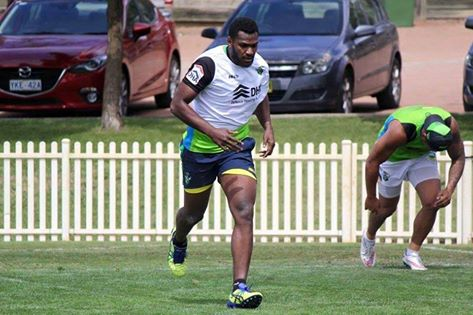 Raiders to officially honour Kato Ottio
