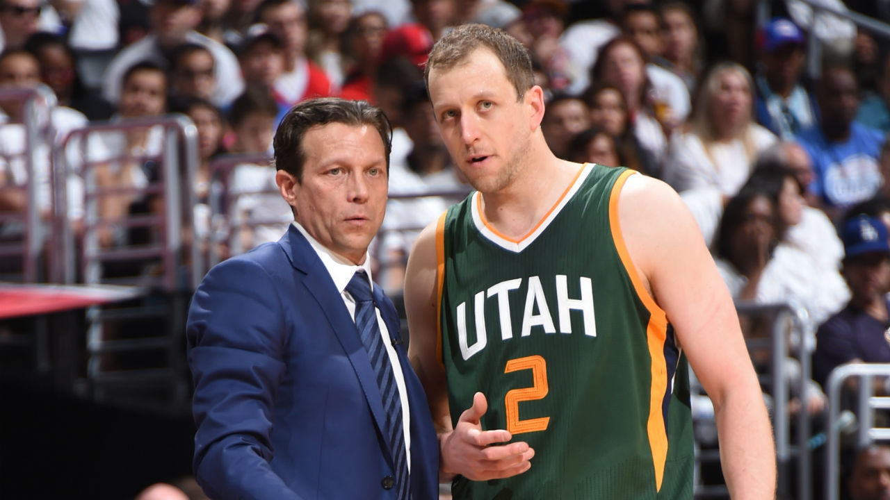 Jazz re-sign F Joe Ingles to four-year, $52 million contract
