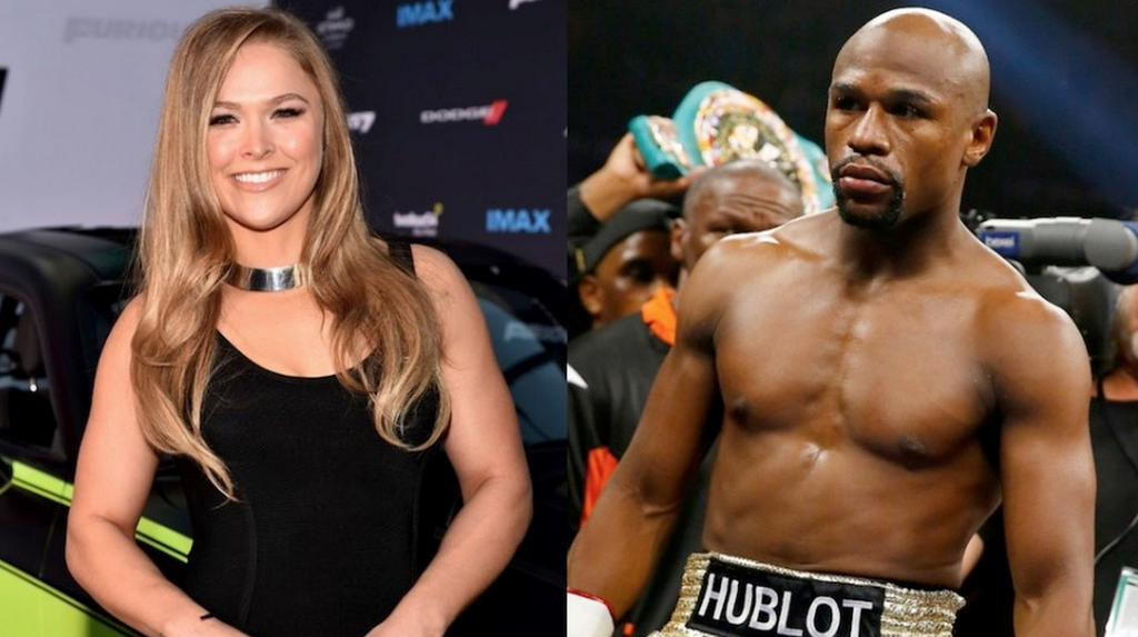 Rousey Mayweather