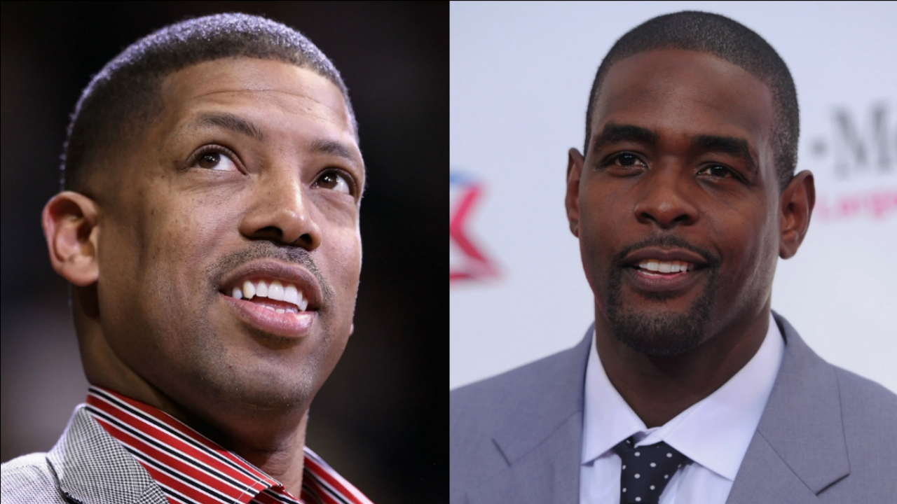 Hall of Fame futures of Kevin Johnson Chris Webber tied to first