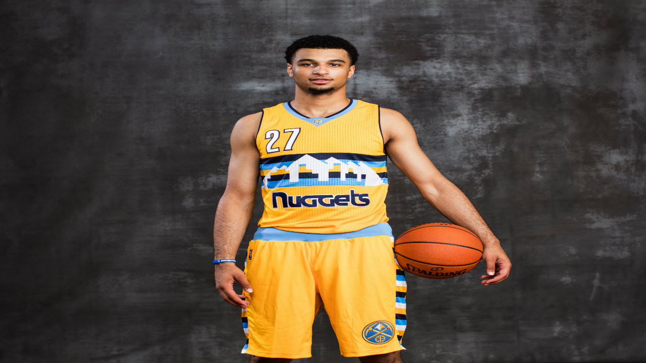 Jamal Murray wins NBA Rookie of the Month Award