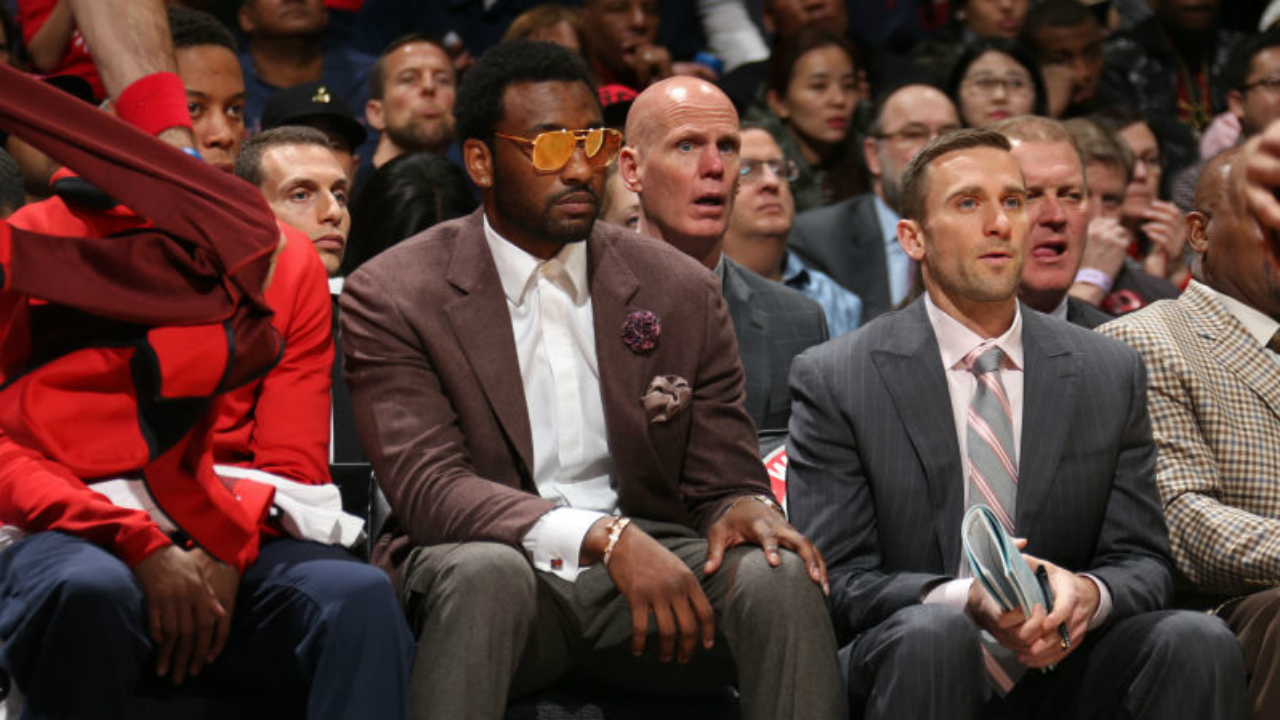 Scott Brooks says John Wall will return to the Wizards soon
