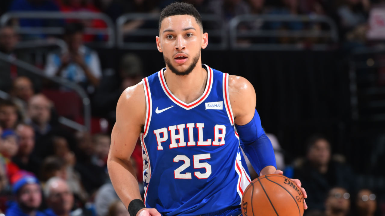 Ben Simmons Misses Out On All Star Reserve Roster Spot Nba Sporting News
