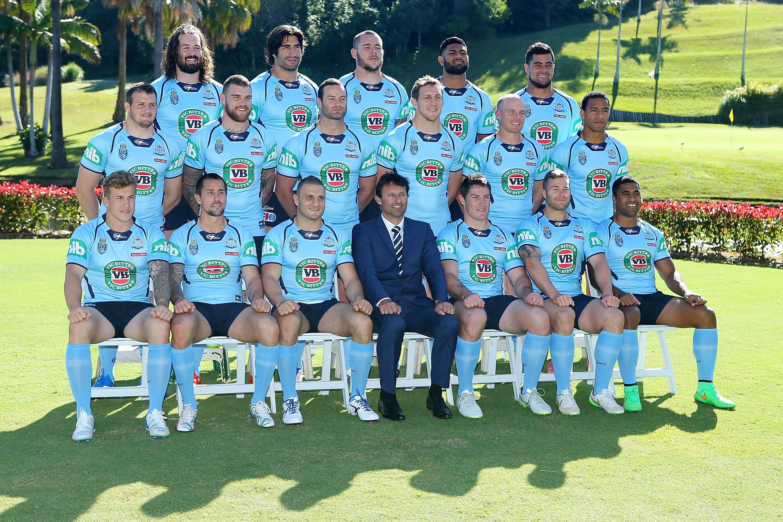NSW Origin team