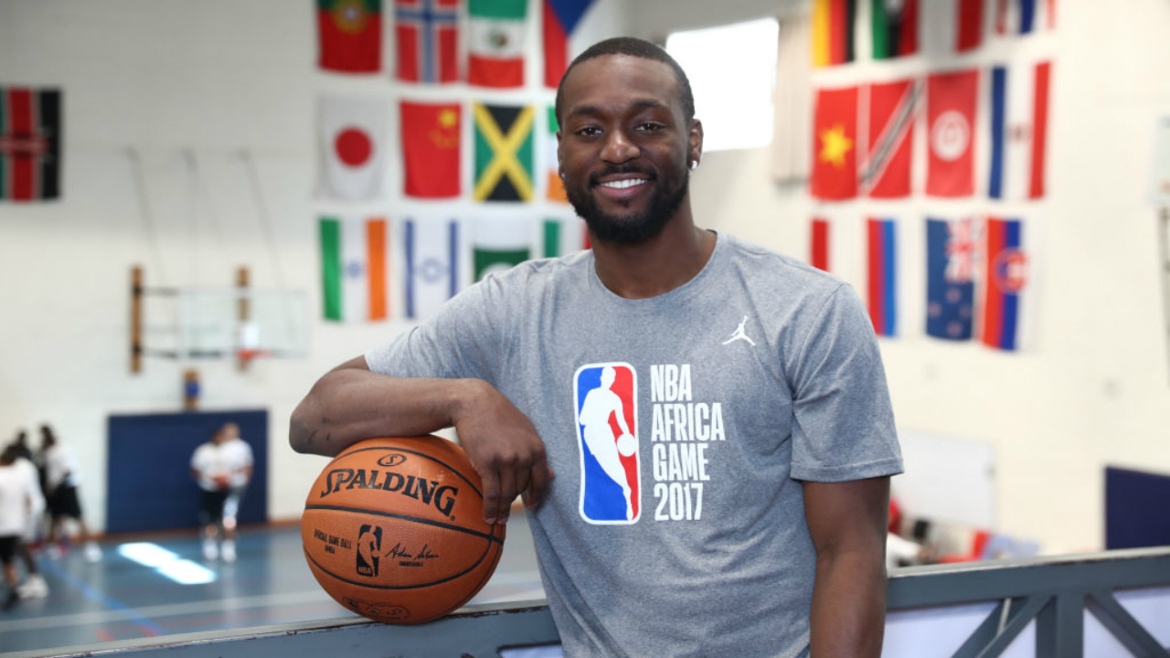 Jaylen Brown dominates NBA Africa Game