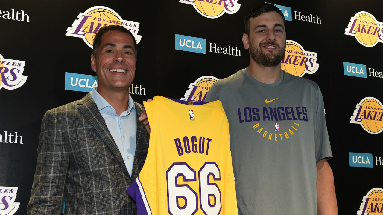 Lakers only care about how Lonzo Ball plays
