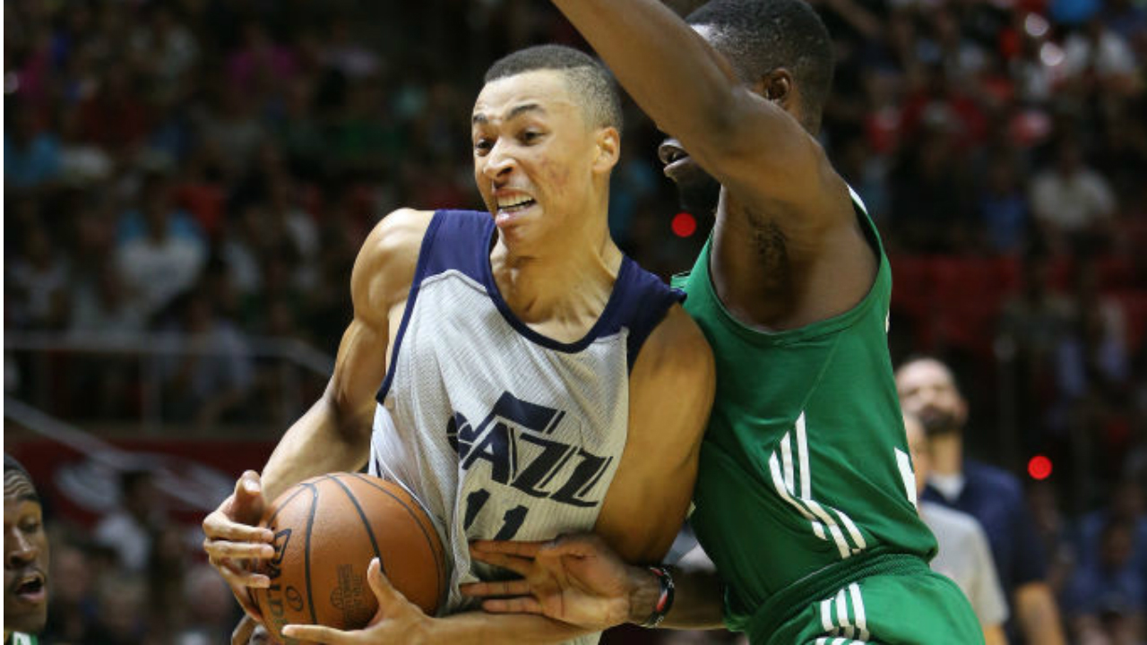 Jayson Tatum pours in 23 points, 10 rebounds against Spurs