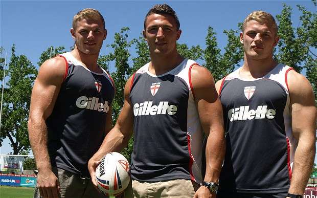 Burgess has NFL code-switch on his mind