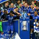 Chelsea League Cup win
