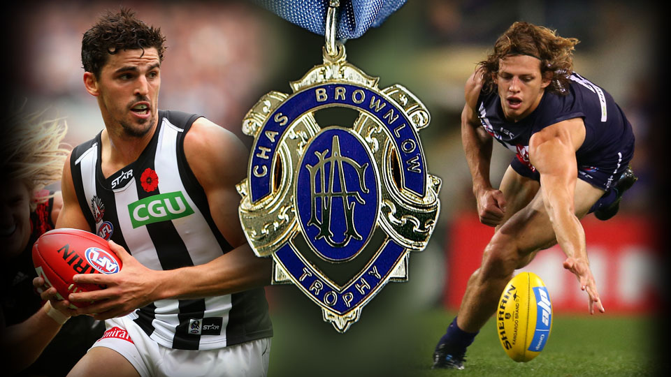 Brownlow Medal odds after round 6