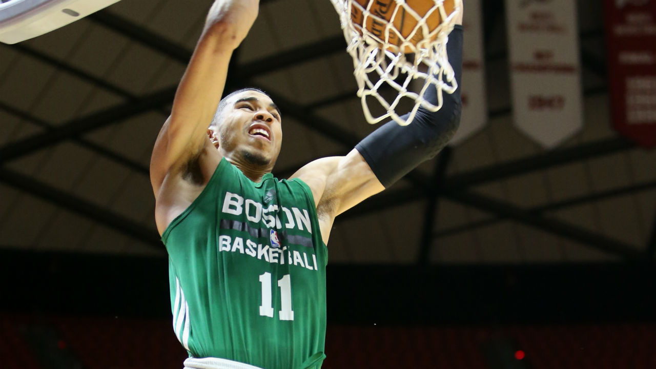 Spurs get first win of Summer League, defeat Celtics 81-70