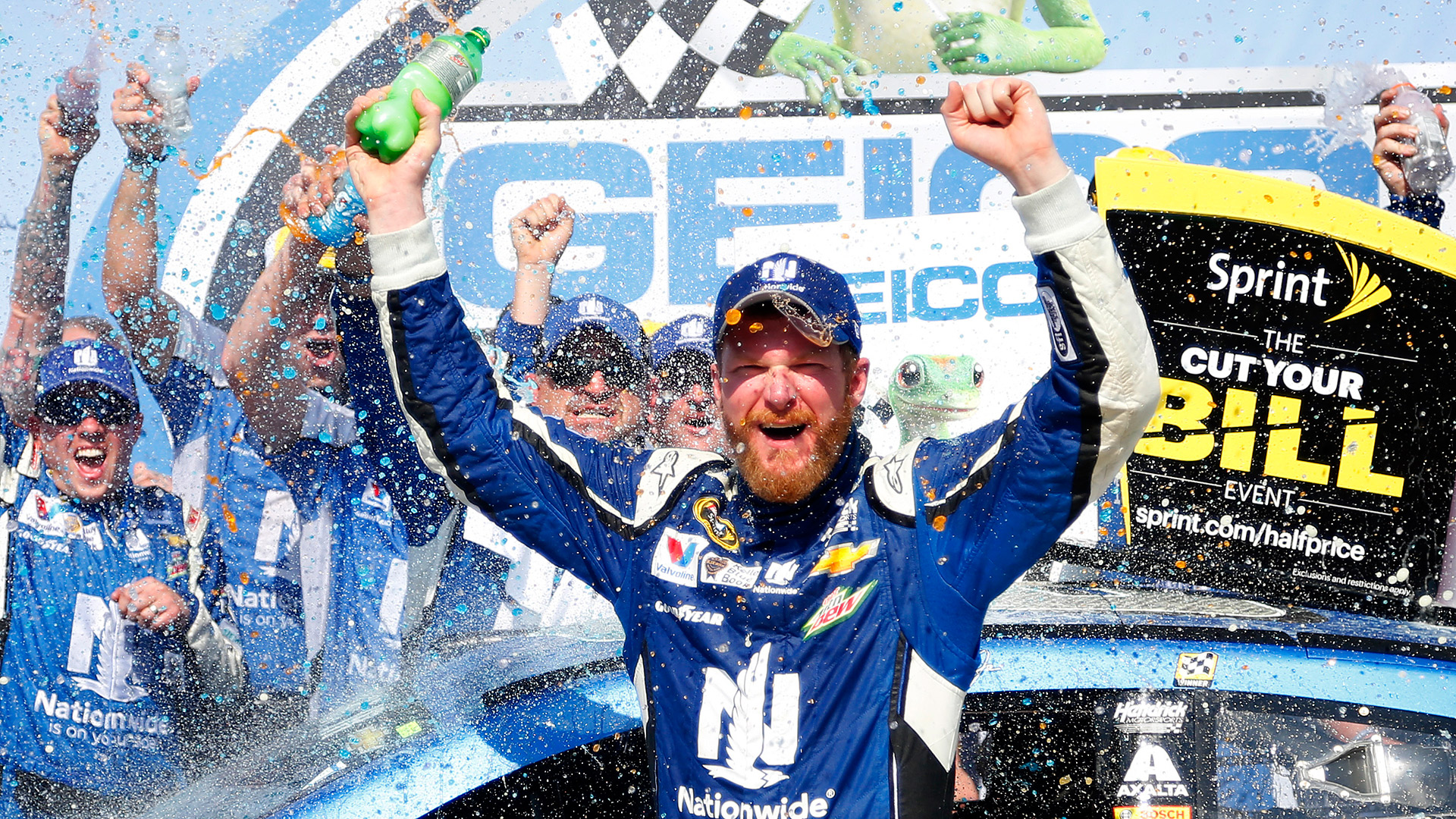 Winners & Losers: Dale Earnhardt Jr. relishes win, spot in Chase