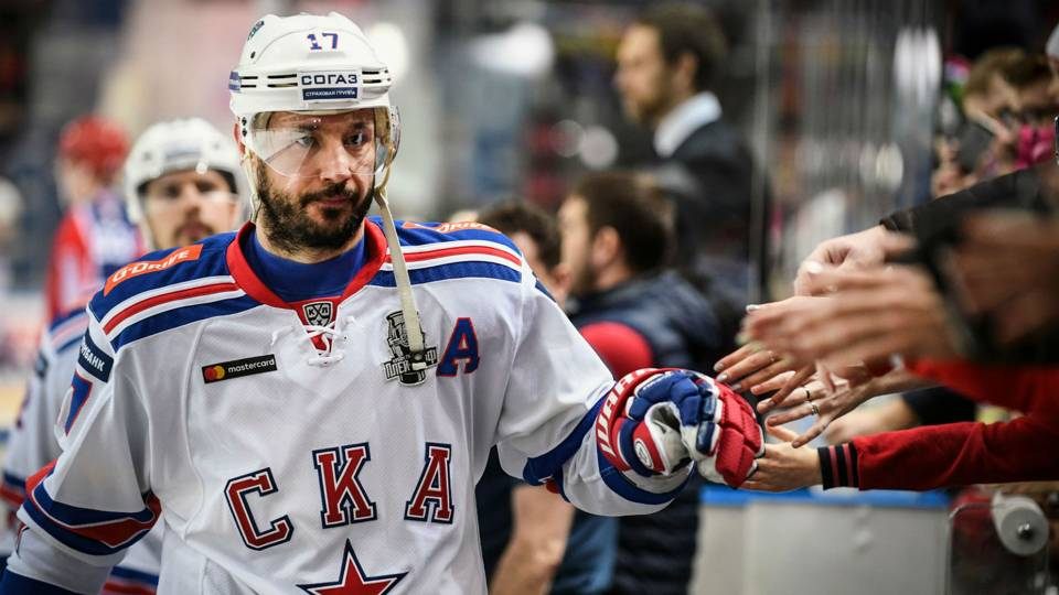 Ilya Kovalchuk meets with Los Angeles Kings, San Jose Sharks next, per report