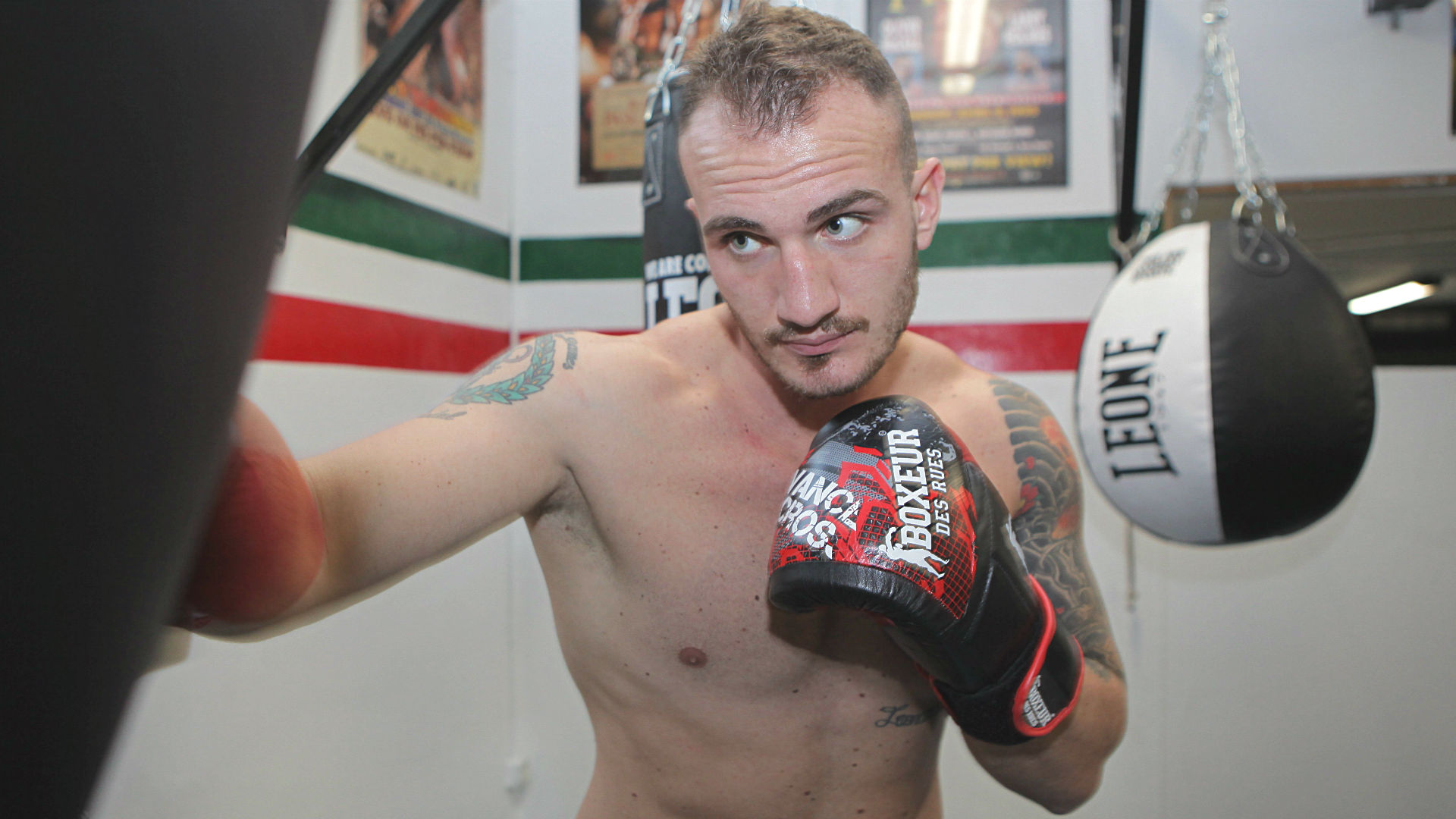 Fabio Turchi claims WBC International title with first-round KO over Sami Enbom