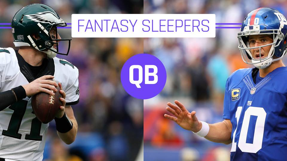 2019-20 NFL Computer Predictions and Rankings Fantasy Football Strategy Player News  sleeper quarterbacks football fantasy consideration