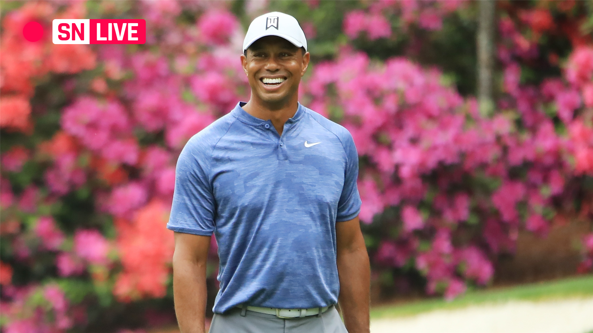 Tiger Woods' score: Live Masters updates, highlights from Thursday's Round 1