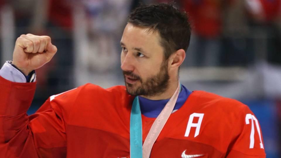 Ilya Kovalchuk Confirms Nhl Comeback Plans For 2018 Nhl Sporting