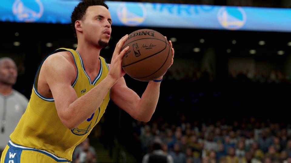 Stephen Curry - NBA 2K16