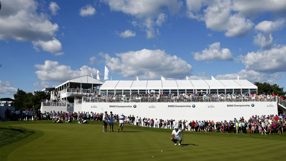 Pga Tour Leaderboard Live Scores From The Bmw Championship Golf Sporting News