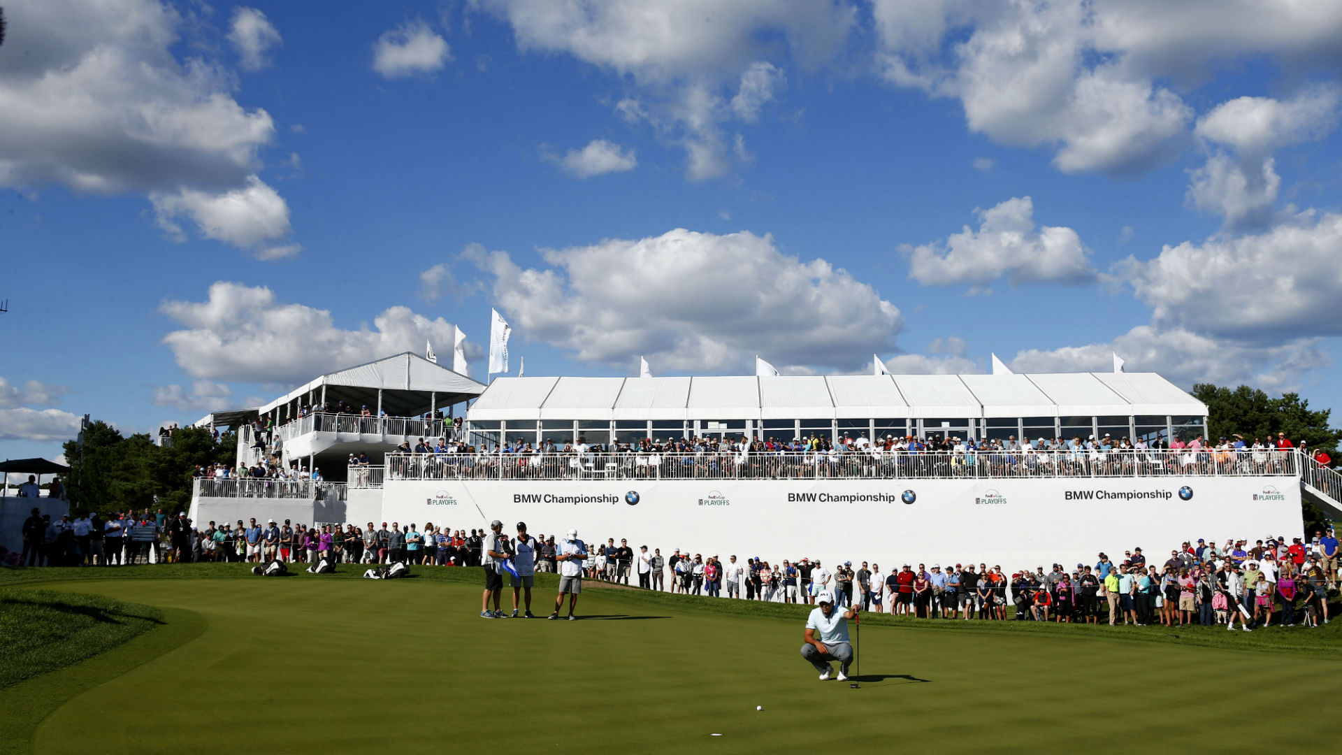 pga tour leaderboard  live scores from the bmw
