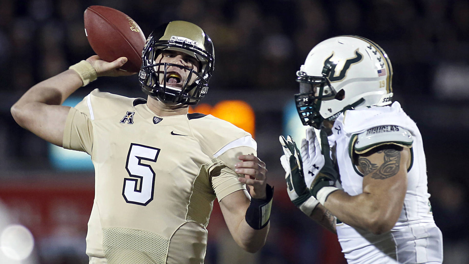 2014 NFL Draft -- Jaguars select QB Blake Bortles with No. 3 pick