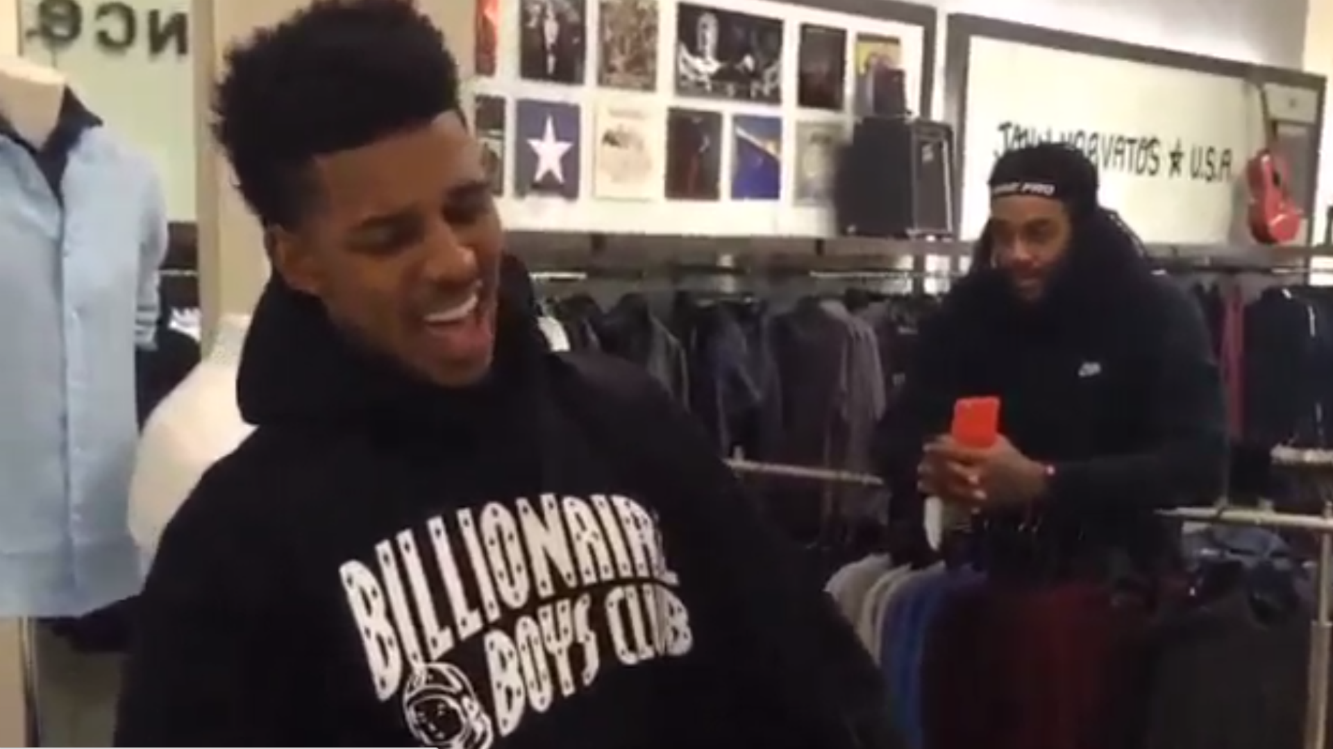 Quotes Critics Statue Nick Young Singing Us News Ftr Mpoukykbwsijbuecz