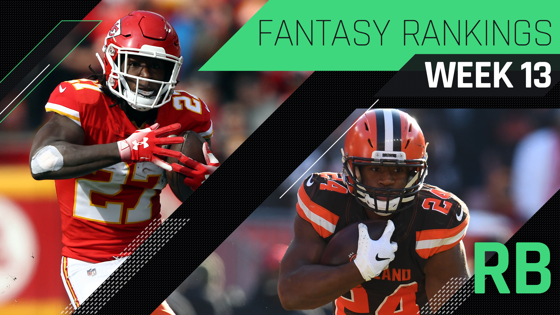 Week 13 Fantasy RB Rankings | Fantasy | Sporting News