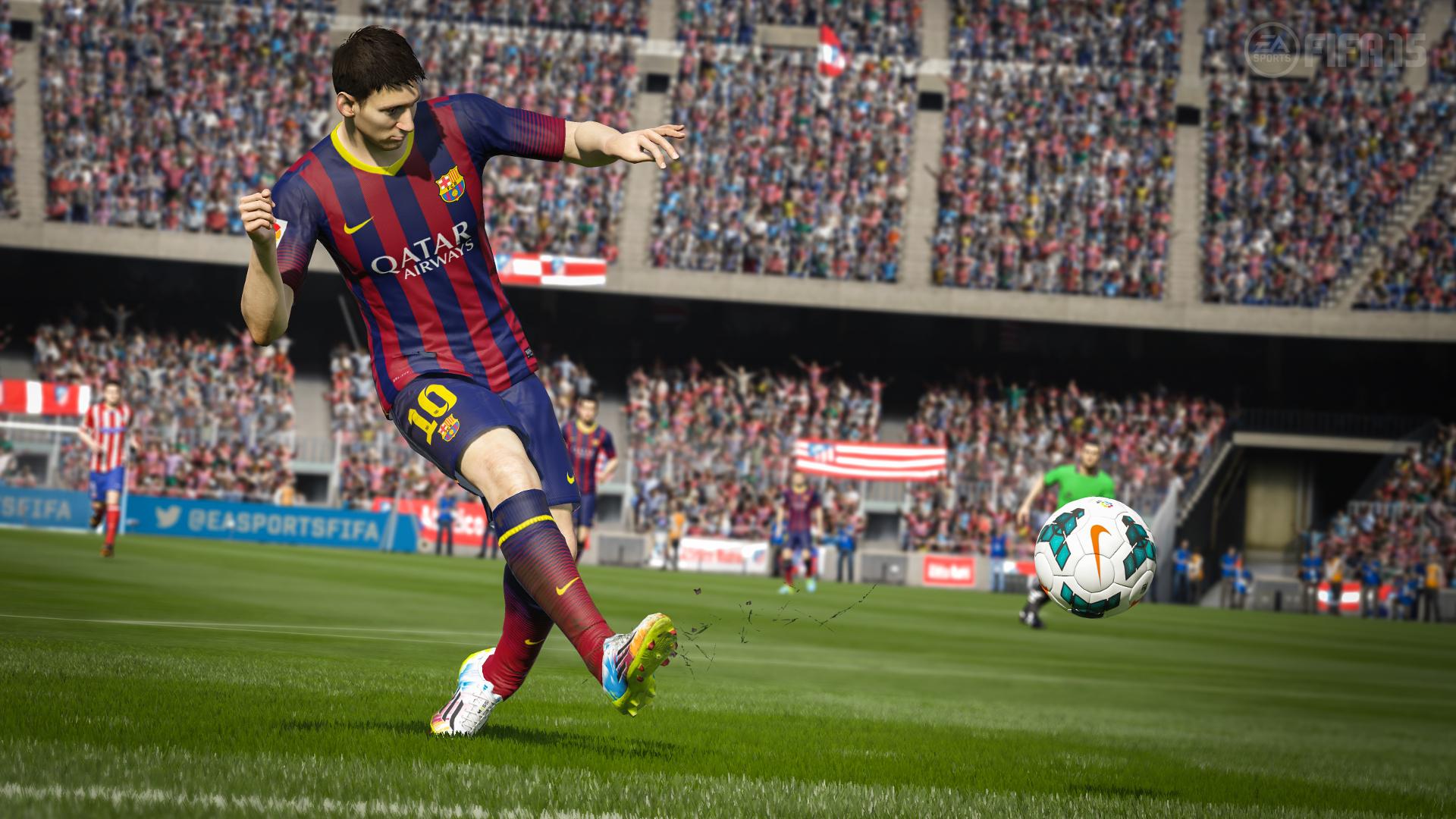 FIFA 15 - Lionel Messi