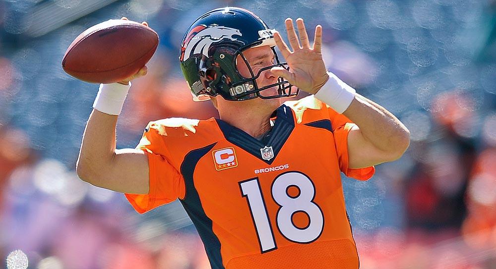 Week 6 fantasy football experts' picks: Going against Peyton? Good 'Luck'