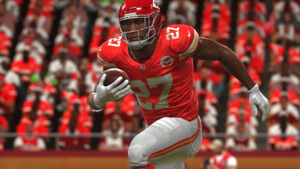 Madden NFL 19 Kareem Hunt