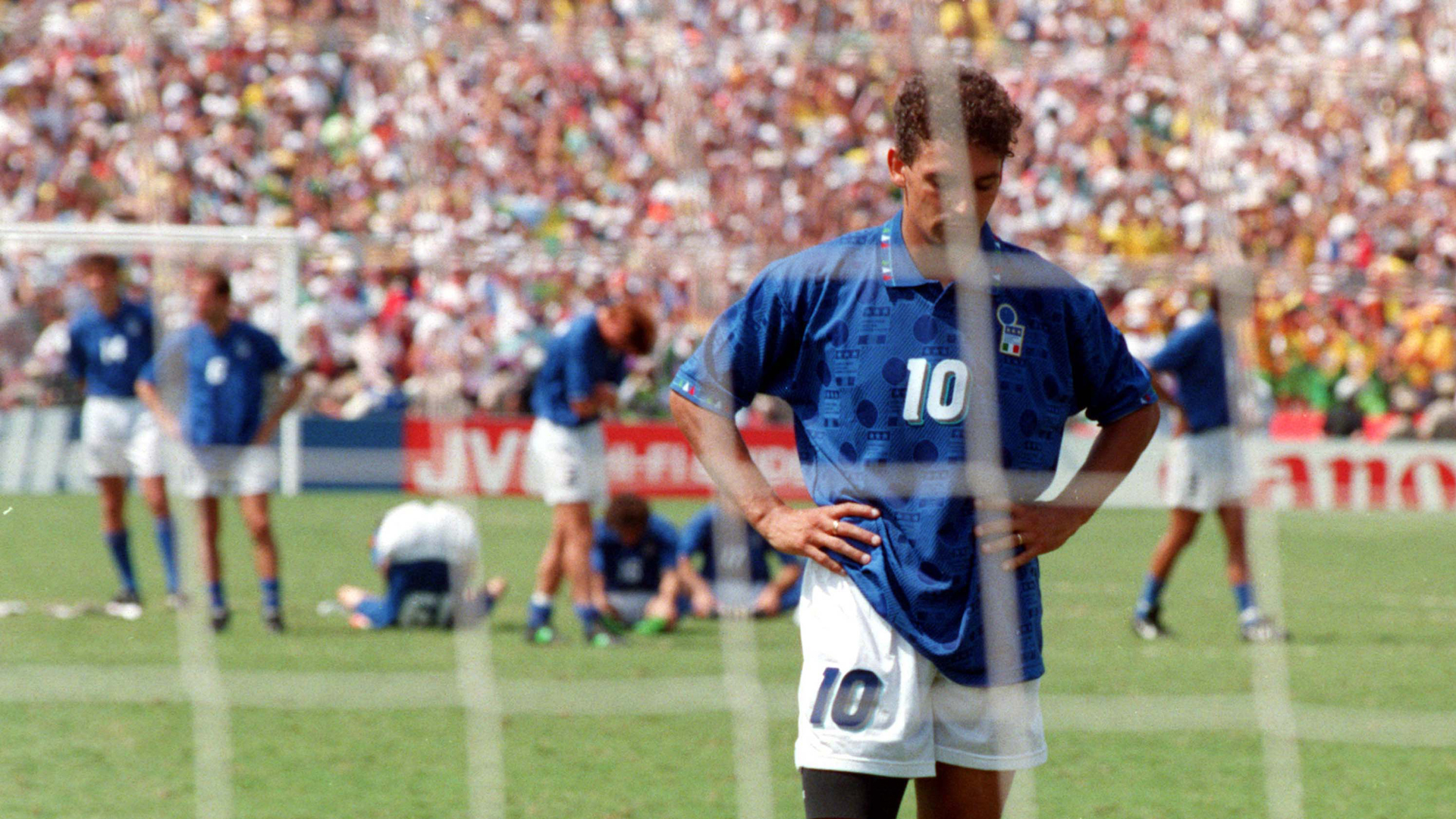 Your favorite World Cup moments: Baggio's penalty ...