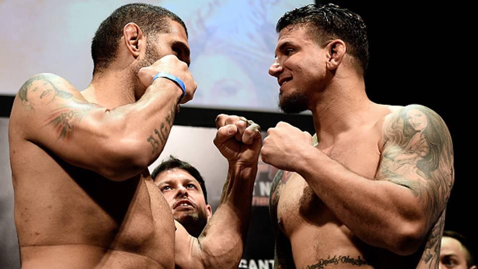 UFC Fight Night 61: Frank Mir ...