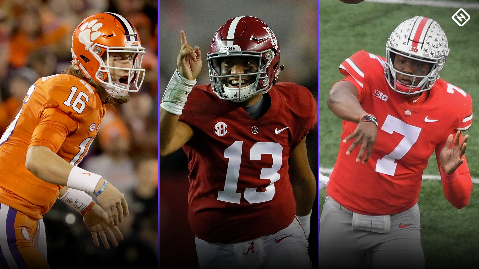 College Football Playoff picture: Four in, three out heading into Championship Weekend