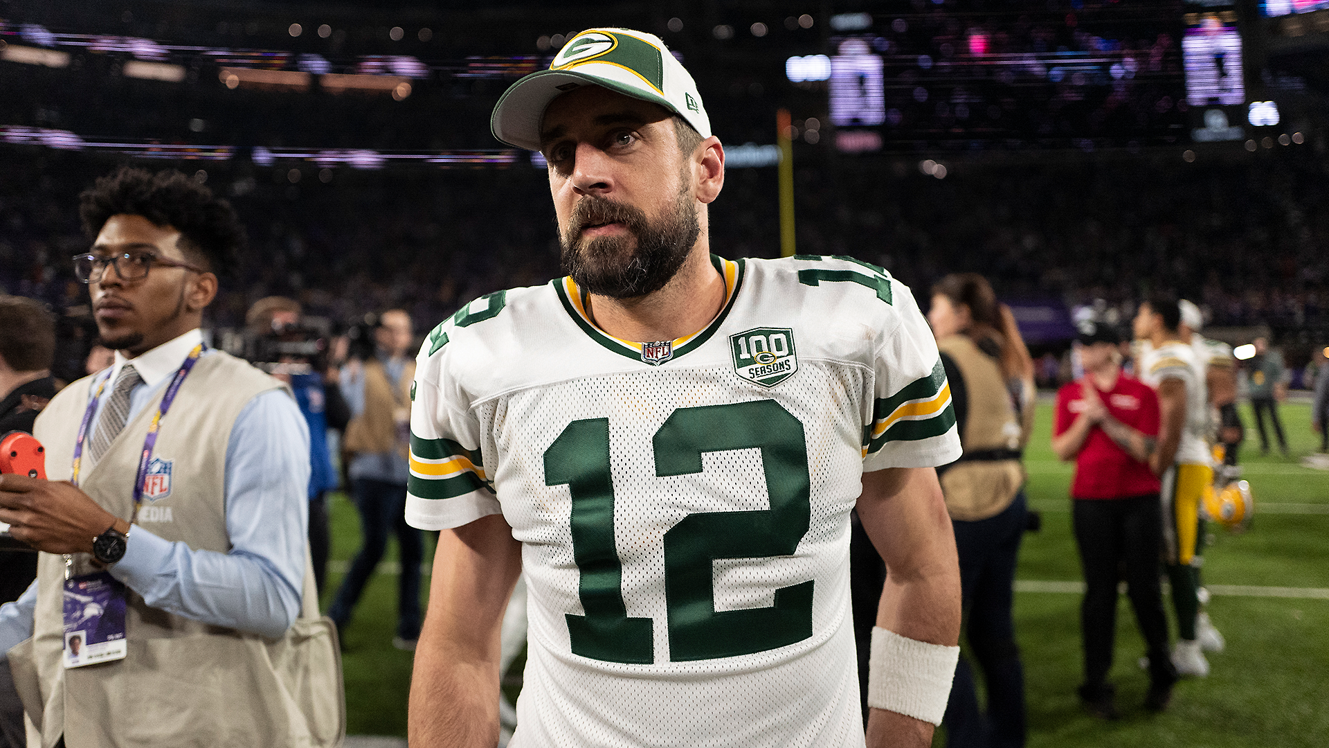 A lot of people had Aaron Rodgers' cameo in 'Game of Thrones' dead wrong