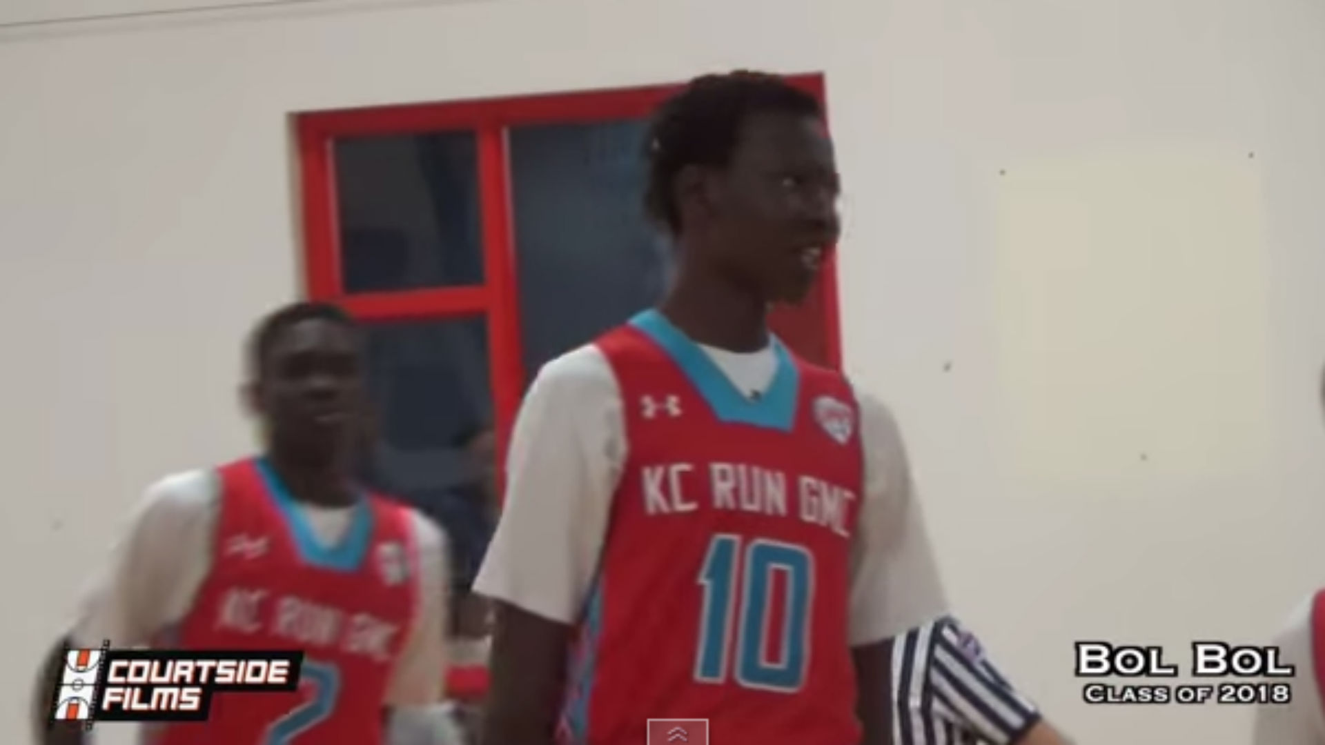 Meet Bol Bol, Manute Bol's 6-10 son tearing up the competition