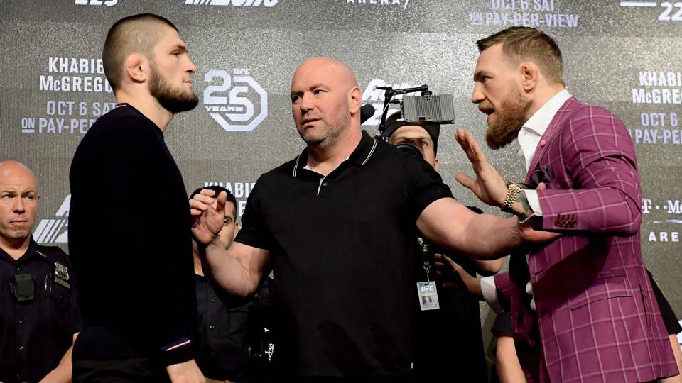 UFC 229: Khabib vs. McGregor fight date, PPV price, how to watch and live stream