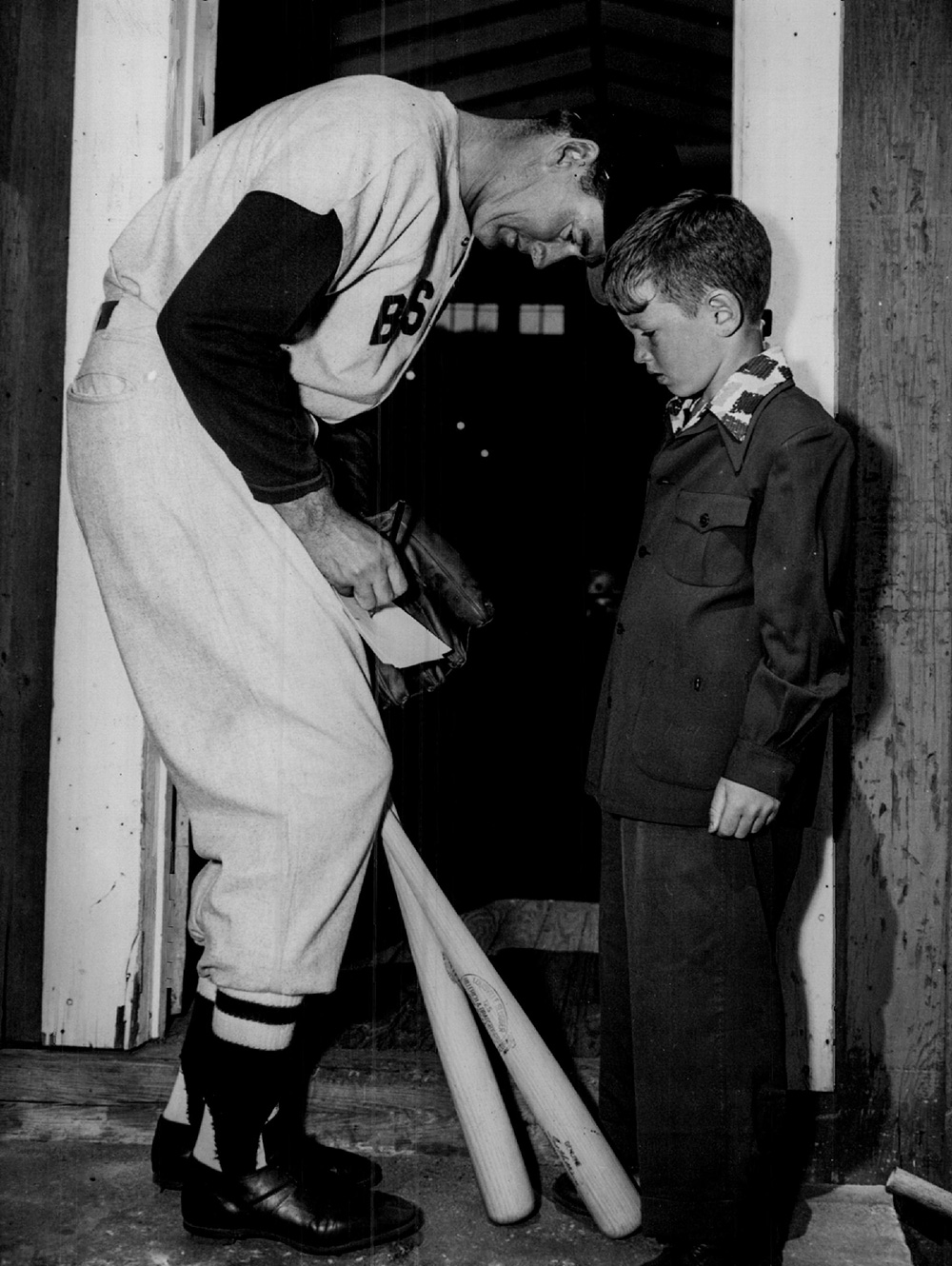 Classic photos of Ted Williams
