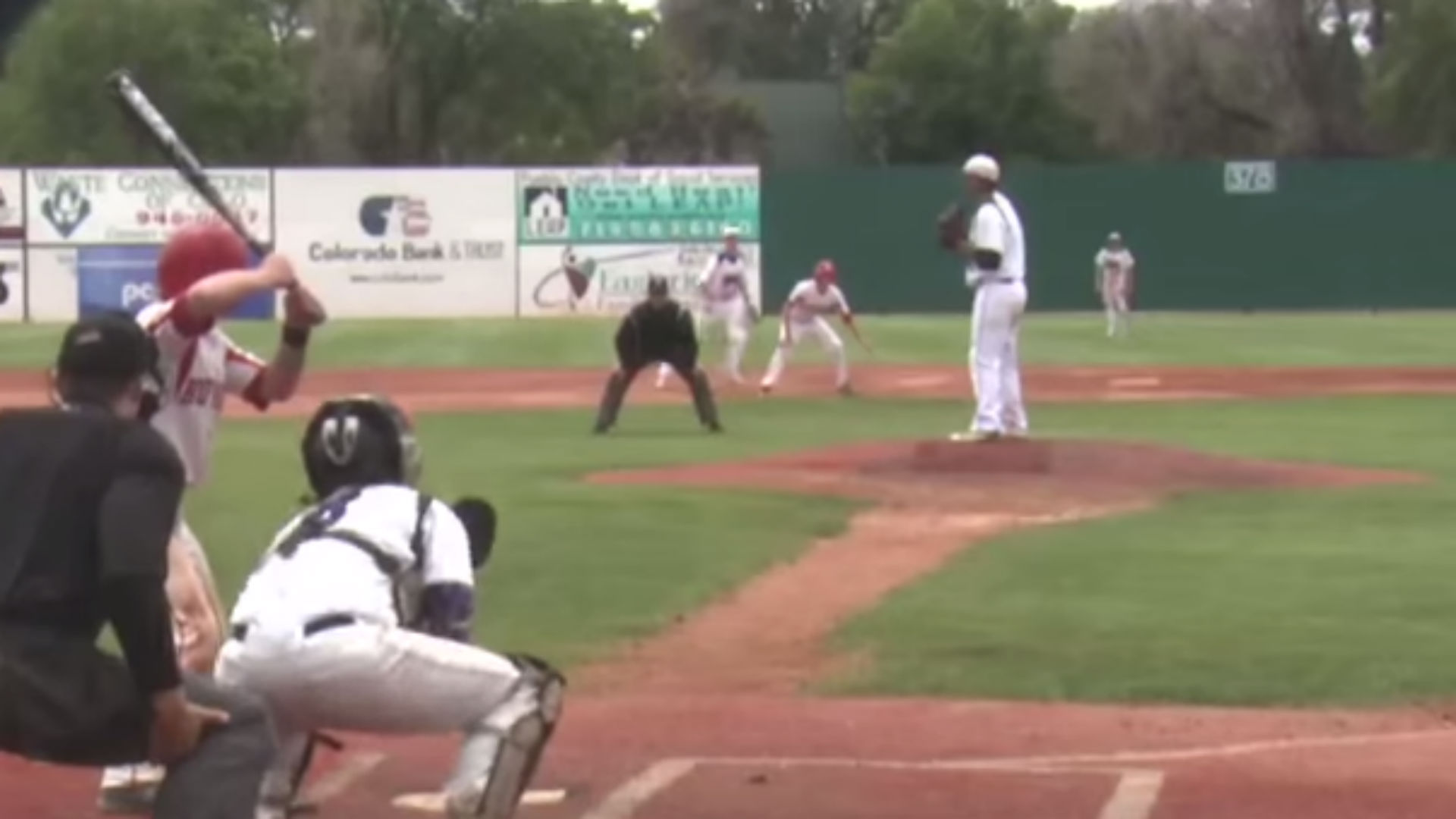 Hidden ball trick on final out propels Colorado high school to state title game