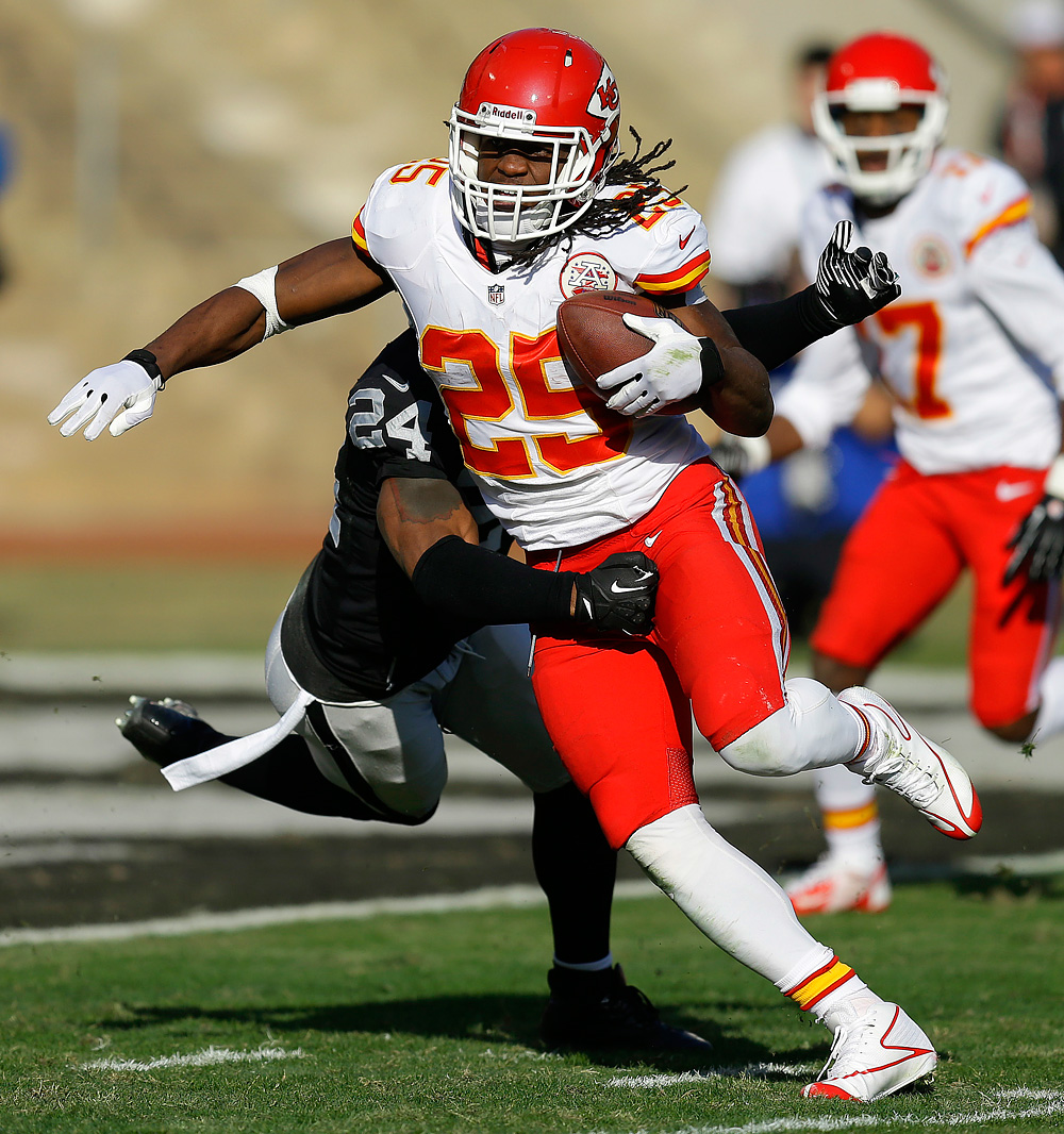 Pre-Draft Fantasy Football Rankings: Top 30 RBs for 2014