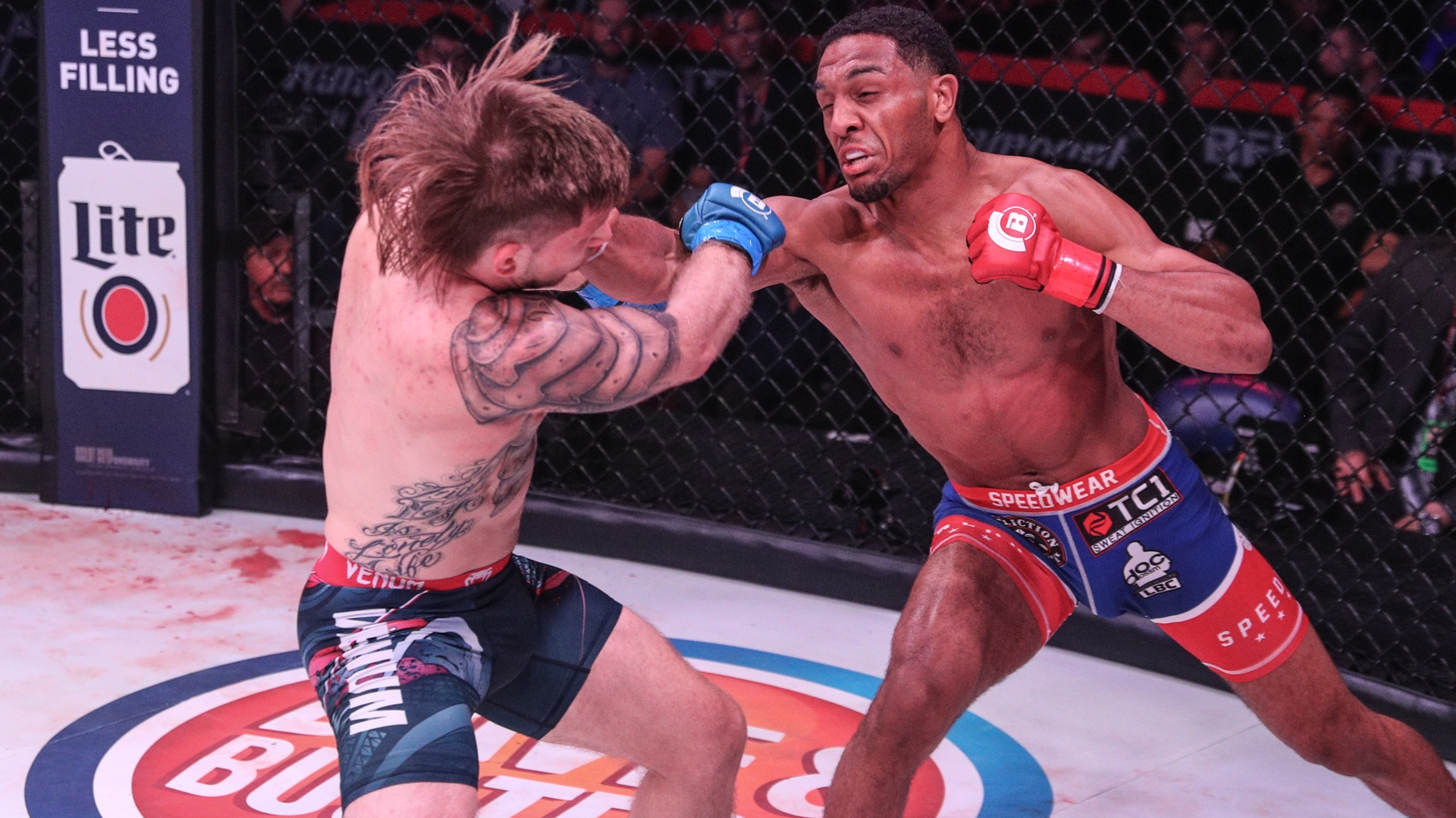 Bellator should be credited with A.J. McKee's meteoric rise