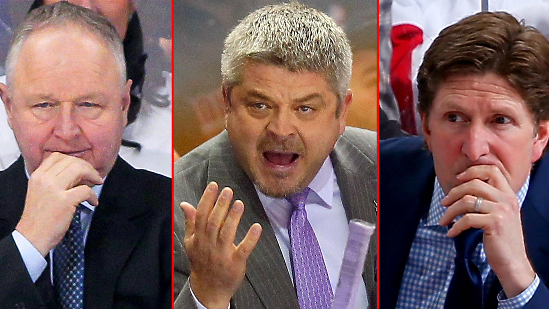 NHL coaching changes: For want of a headman, teams turn a page
