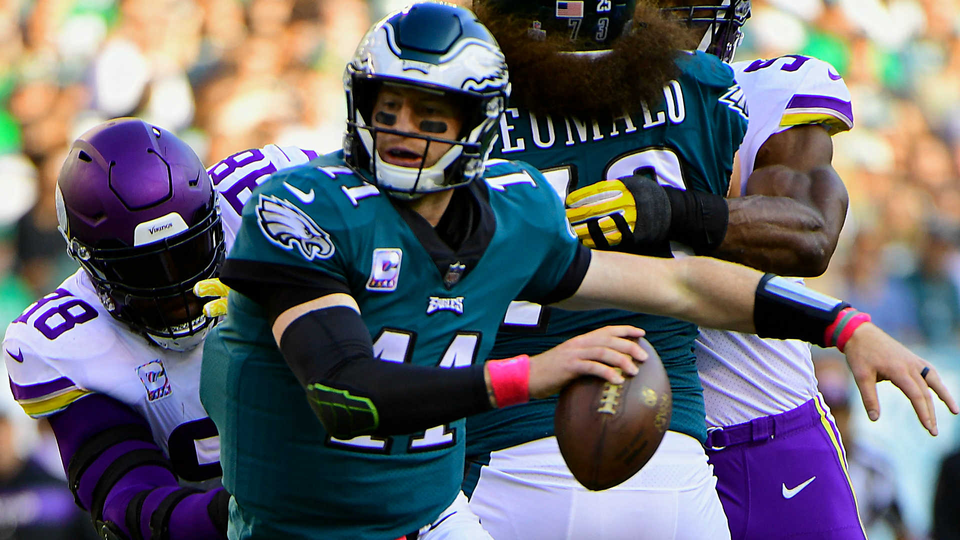 Five reasons Eagles are not close to Super in 2018 — yet