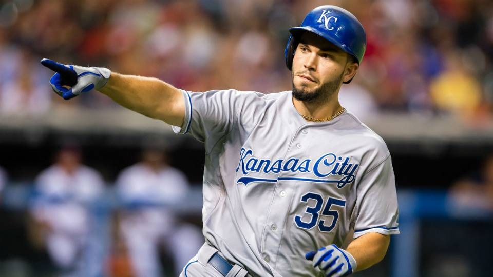 Eric Hosmer 081515 GETTY FTR