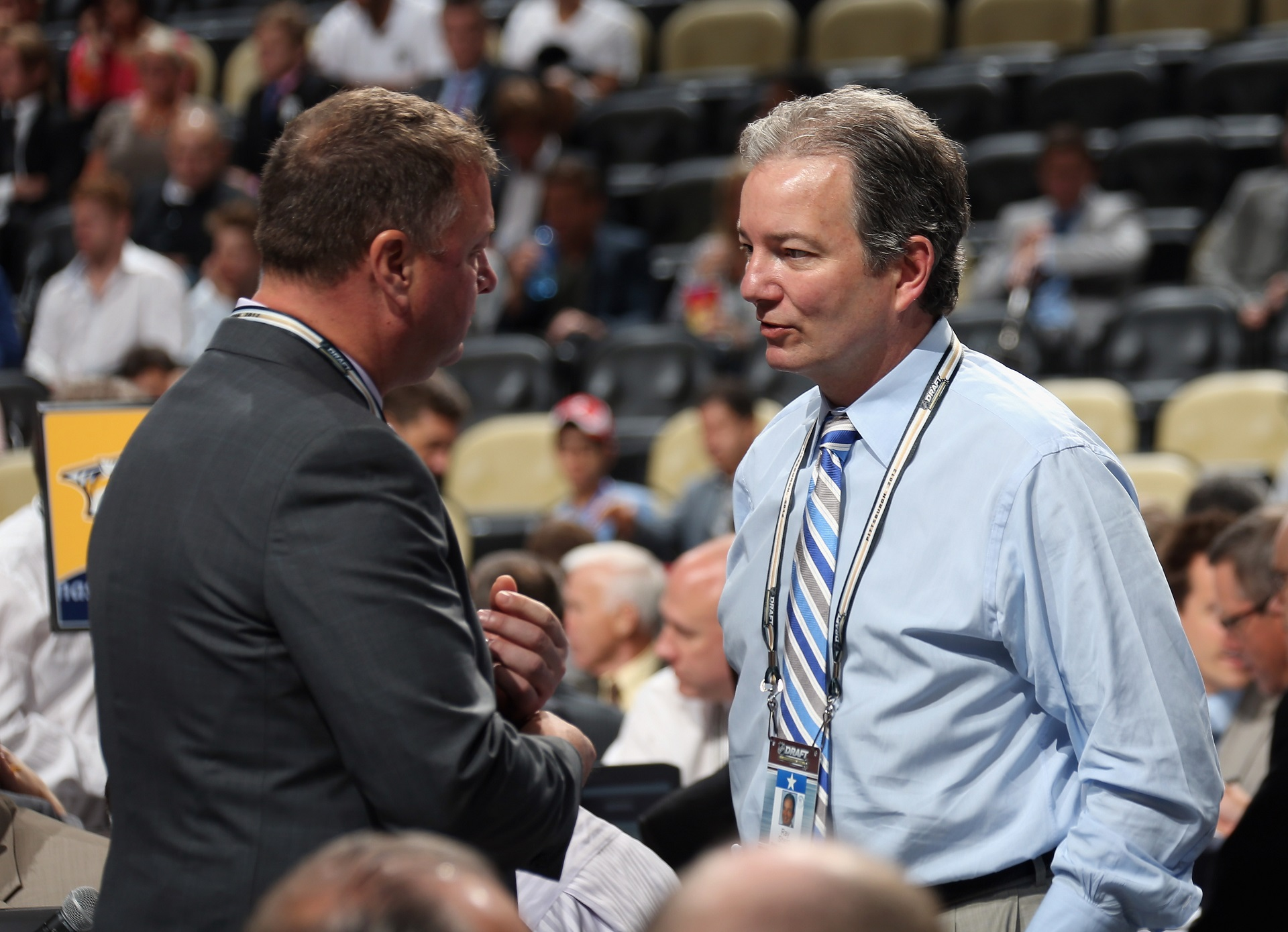 Midnight deadline to discuss players, deals for expansion draft — Vegas GM