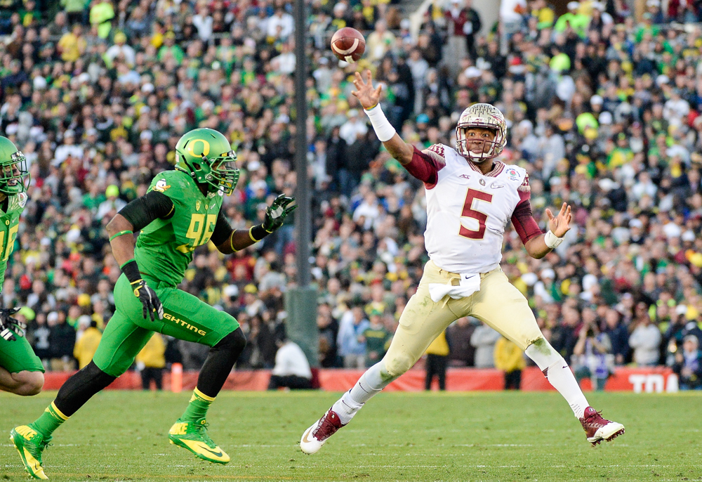 Classic photos of Jameis Winston