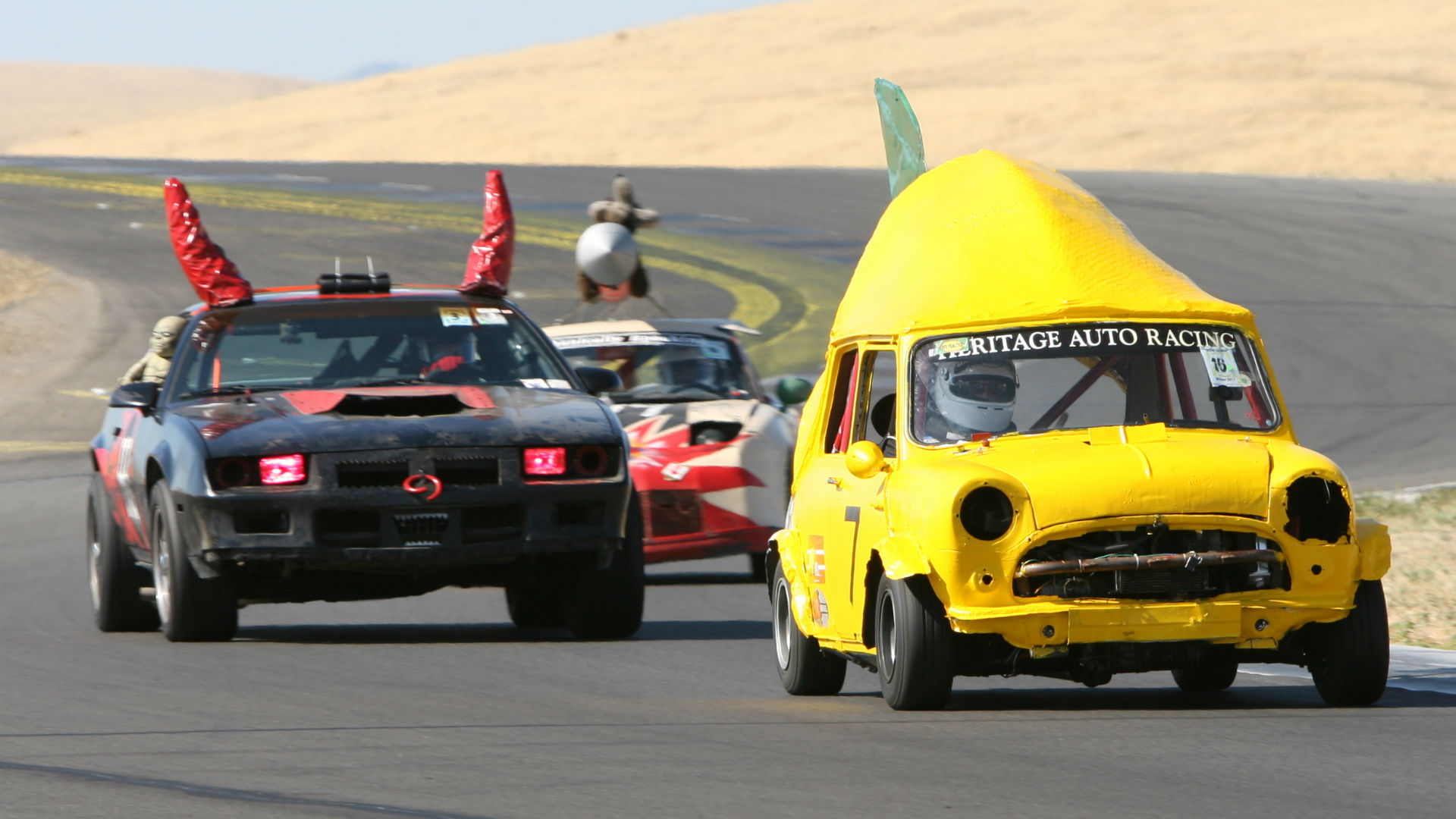 24 Hours of Lemons is like the 24 Hours of Le Mans — just funnier and cheaper